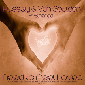 HUSSEY & VAN GOULDEN feat ETHEREA - Need To Feel Loved