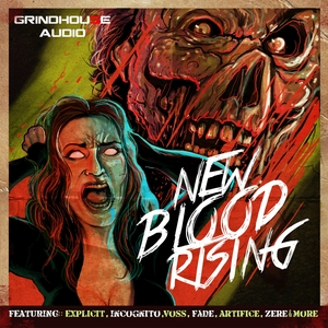 VARIOUS - New Blood Rising