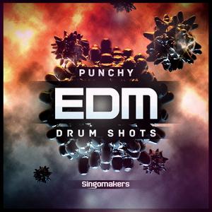 SINGOMAKERS - Punchy EDM Drum Shots (Sample Pack WAV)