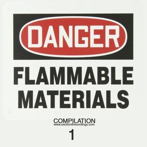 VARIOUS - Flammable Materials Compilation