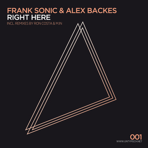 SONIC, Frank/ALEX BACKES feat RON COSTA/MIN - Right Here