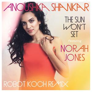 ANOUSHKA SHANKAR - The Sun Won't Set (Robot Koch Remix)