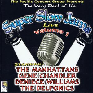 VARIOUS - Super Slow Jams Vol 1 (Live)