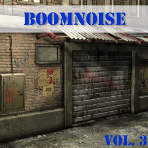 VARIOUS - Boomnoise Vol 03