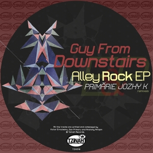 GUY FROM DOWNSTAIRS - Alley Rock EP