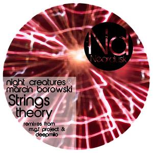 NIGHT CREATURES/MARCIN BOROWSKI - Strings Theory