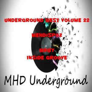 MEHDISPOZ - Underground Best Vol 22