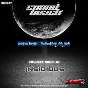 SOUND BEACH/DESTILUX - Serch-Man EP