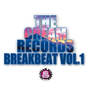 VARIOUS - The Cream Records BreakBeat Vol 1