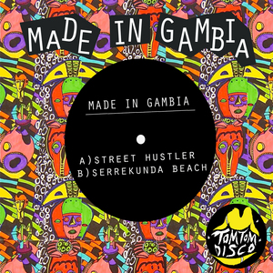 MADE IN GAMBIA - Street Hustler