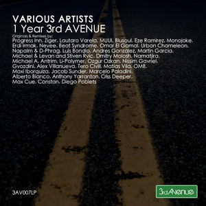 VARIOUS - 1 Year 3rd Avenue