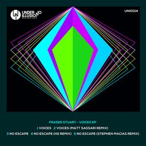 STUART, Fraser - Voices EP