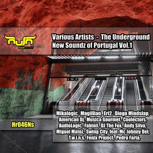 VARIOUS - The Underground New Soundz Of Portugal Vol 1