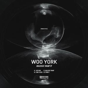 WOO YORK - Analogue Swamp EP