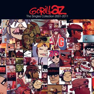GORILLAZ - The Singles Collection 2001-2011