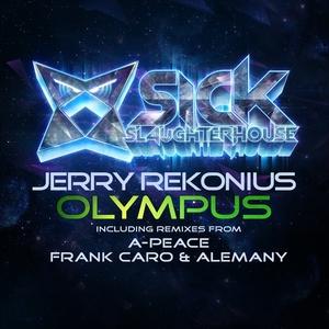 REKONIUS, Jerry - Olympus (Remixes)