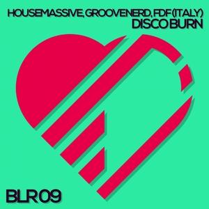 HOUSEMASSIVE/GROOVENERD/FDF Italy - Disco Burn