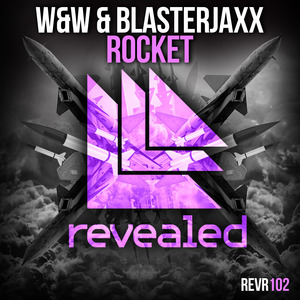 W&W & BLASTERJAXX - Rocket
