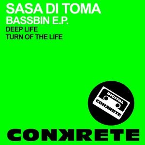 SASA DI TOMA - Bassbin EP