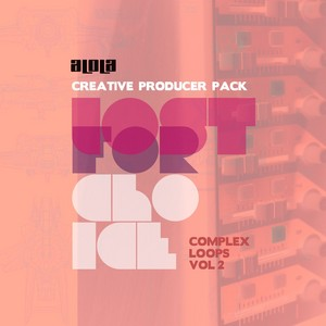 OMID 16B & ALEX GEORGE - Lost For Choice Complex Loops Vol 2 Creative (Sample Pack)