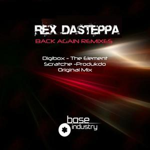 DASTEPPA, Rex - Back Again