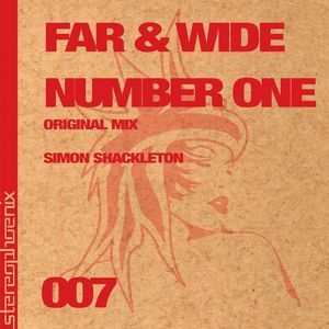 SIMON SHACKLETON - Simon Shackleton - Stereophoenix 007