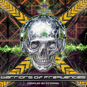 VARIOUS - Warriors Of Frequencies Compiled By DJ Dippel