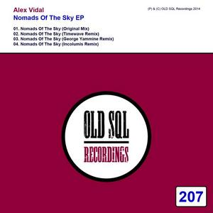 VIDAL, Alex - Nomads Of The Sky EP (remixes)