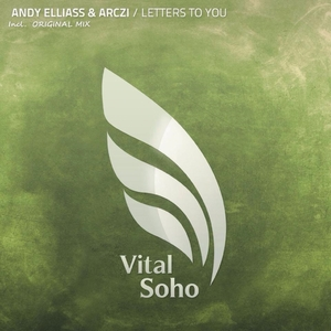 ELLIASS, Andy/ARCZI - Letters To You