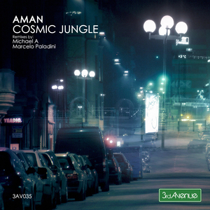 AMAN ANAND - Cosmic Jungle