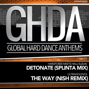 ULTRAVIOLENCE/HARDFORZE/HALU SUZUKI - GHDA Releases S2-01