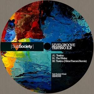 LEVEL GROOVE - Testino EP