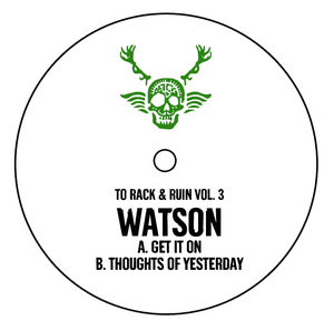 WATSON - To Rack & Ruin Vol 3