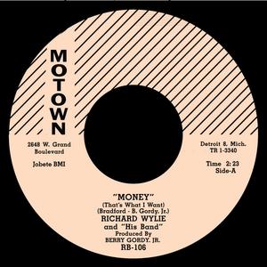 RICHARD POPCORN WYLIE - Money