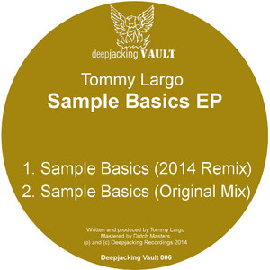 LARGO, Tommy - Sample Basics EP