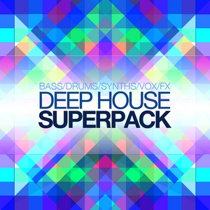 PREMIER SOUND BANK - Deep House Supertrack (Sample Pack WAV)