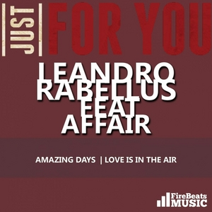 RABELLUS, Leandro feat AFFAIR - Just For You