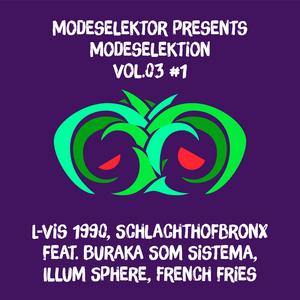 Modeselektor - Modeselektion Vol 03 #1
