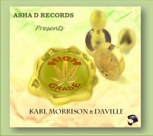 MORRISON, Karl feat DAVILLE - High Grade