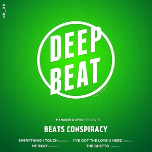 MANAGER/AFRO - Beats Conspiracy