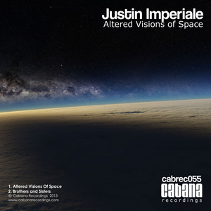 IMPERIALE, Justin - Altered Visions Of Space