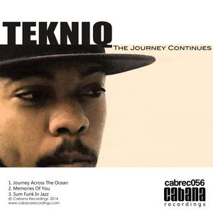 TEKNIQ - The Journey Continues
