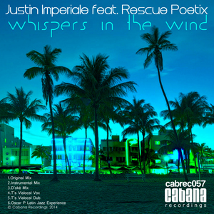IMPERIALE, Justin feat RESCUE POETIX - Whispers In The Wind