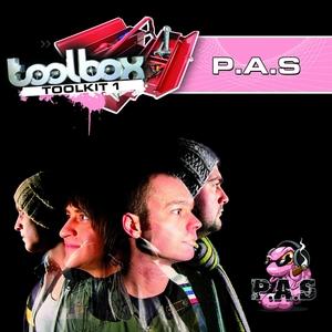 PAS/VARIOUS - Toolkit Vol 1 (unmixed tracks)