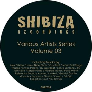 VARIOUS - Various Artists Series 03