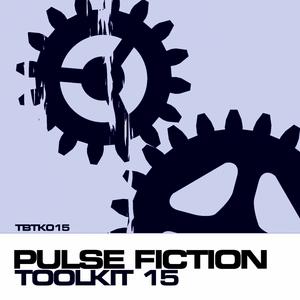 VARIOUS - Toolkit Vol 15 - Pulse Fiction