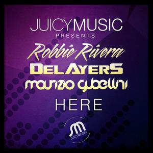 RIVERA, Robbie/DELAYERS/MAURIZIO GUBELLINI - Here