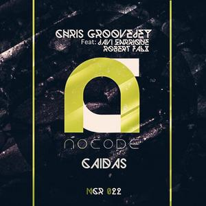 GROOVEJEY, Chris - Caidas EP
