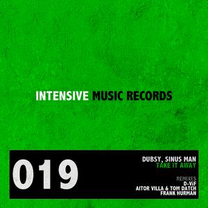 DUBSY/SINUS MAN - Take It Away