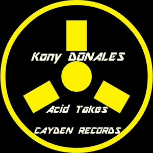 DONALES, Kony - Acid Takes